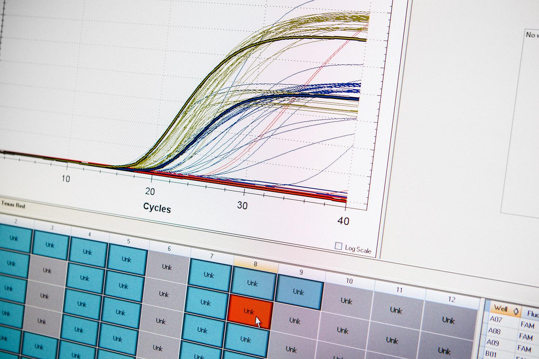 Kortere doorlooptijd met real-time PCR